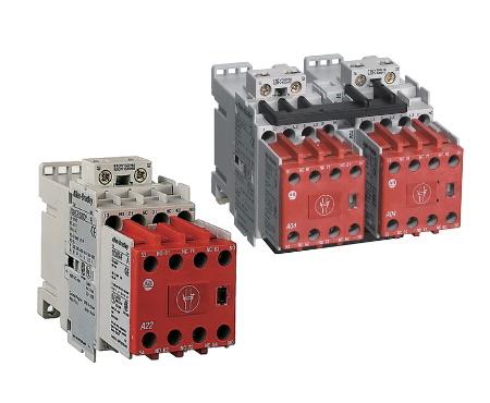 100S-C Safety Contactor Allen-Bradley