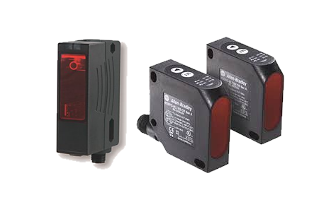 Laser Sensor Aleen Bradley