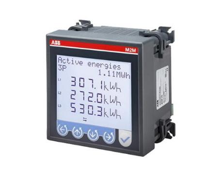 ABB power meter M2M
