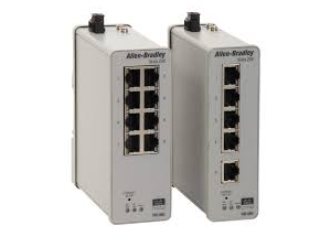 Stratix2500 Industrial managed switch