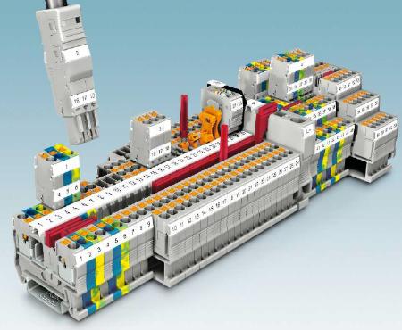 PT terminal block