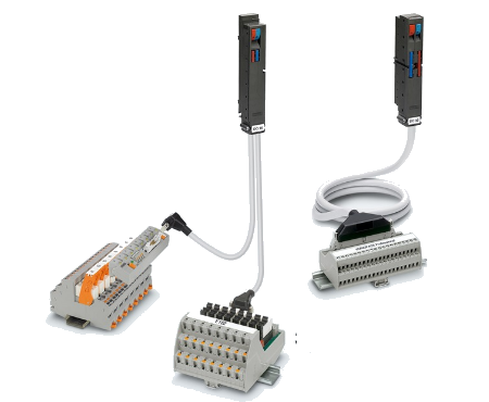 Cabling for controller